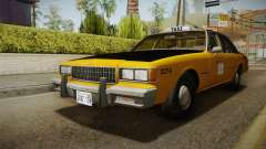 Chevrolet Caprice Taxi 1986 IVF