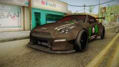 Nissan GT-R LB Walk Team Dice