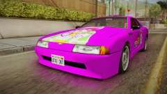 Elegy Pretty Cute Paintjob for GTA San Andreas