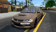 Mitsubishi Lancer Evolution IX 2006 MR