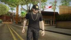 Anuel AA Gorra Versace for GTA San Andreas