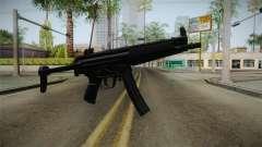 MP5A1 for GTA San Andreas