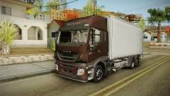 Iveco Stralis Hi-Way 560 E6 6x2 Cooliner v3.0 for GTA San Andreas