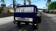 KamAZ 54115 for GTA San Andreas