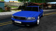 AUDI A8 Long 2002 for GTA San Andreas