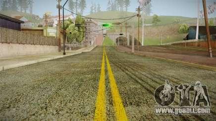 Pint Roads Los Santos v0.5 for GTA San Andreas