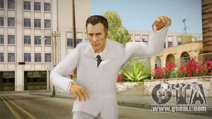 007 Goldeneye Scaramanga for GTA San Andreas
