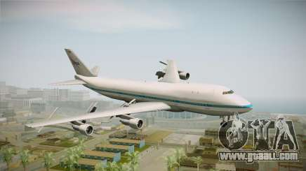 Boeing 747-123 NASA for GTA San Andreas