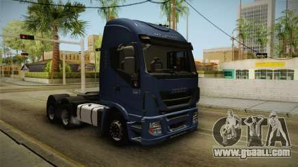 Iveco Stralis Hi-Way 560 E6 6x4 v3.2 for GTA San Andreas