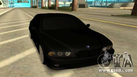 BMW 540i E39 for GTA San Andreas