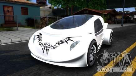 Alien Hustler for GTA San Andreas