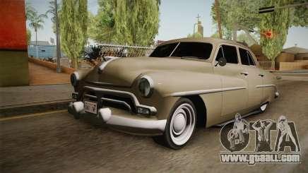 Mafia 2 - Quicksilver Windsor for GTA San Andreas
