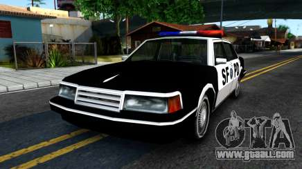 Nebula Police for GTA San Andreas