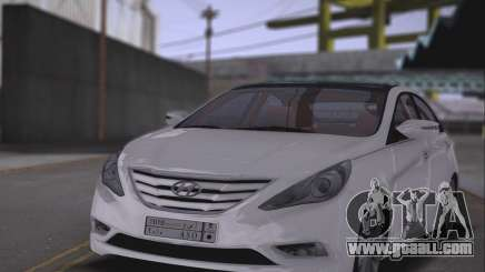 Hyundai Sonata Y20 for GTA San Andreas