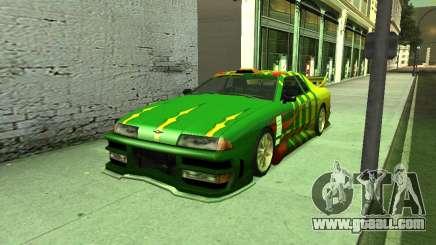 Legend566 Paint Job for GTA San Andreas