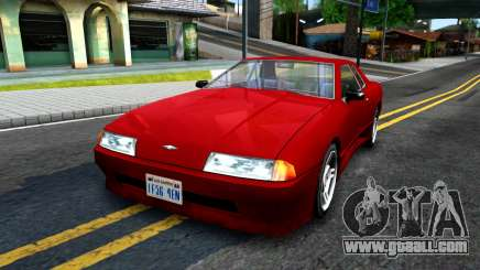 Standart Elegy IVF for GTA San Andreas