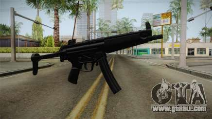 MP5A1 for GTA San Andreas