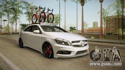 Mercedes-Benz A45 AMG 2012 for GTA San Andreas