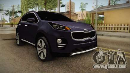 Kia Sportage 2017 for GTA San Andreas