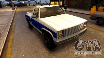 Declasse Rancher Sportside for GTA 4