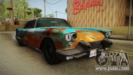 Cadillac Eldorado Brougham 1957 Rusty HQLM for GTA San Andreas