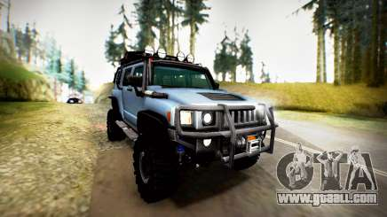 HUMMER H3 OFF ROAD for GTA San Andreas