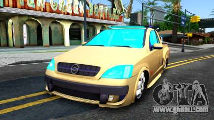 Chevrolet Montana for GTA San Andreas