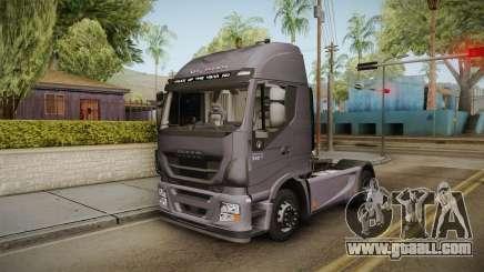 Iveco Stralis Hi-Way 560 E6 4x2 v3.1 for GTA San Andreas