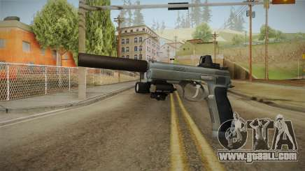 Battlefield 4 - CZ 75 for GTA San Andreas