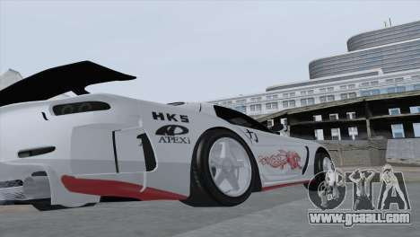 Mazda RX-7 VeilSaid LM for GTA San Andreas right view