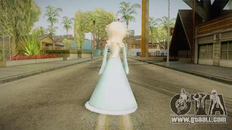 Mario Galaxy - Rosalina for GTA San Andreas third screenshot