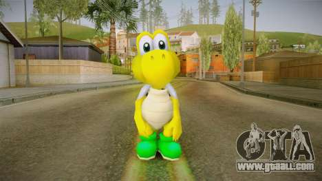 Koopa Troopa for GTA San Andreas second screenshot