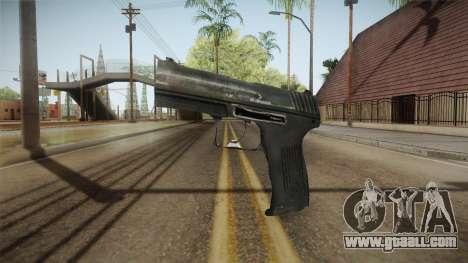 CS: GO - P2000 for GTA San Andreas