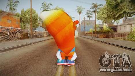 BFD - Conker for GTA San Andreas third screenshot