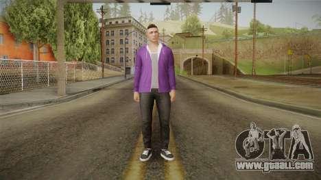 Skin Random GTA Online for GTA San Andreas second screenshot