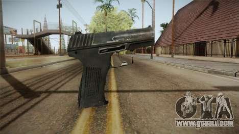 CS: GO - P2000 for GTA San Andreas second screenshot