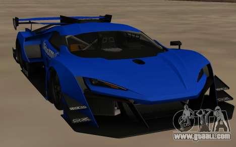 Lukan Hyper Sport for GTA San Andreas