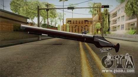 Wheel Lock Pistol 2.0 Fixed High Quality for GTA San Andreas