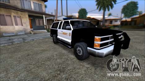 LQ Police Ranger for GTA San Andreas
