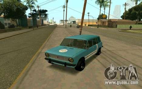 VAZ 2102 Ala Resto for GTA San Andreas