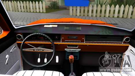GAZ 2401 Taxi for GTA San Andreas