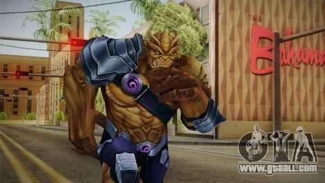 Marvel Future Fight - Black Dwarf for GTA San Andreas