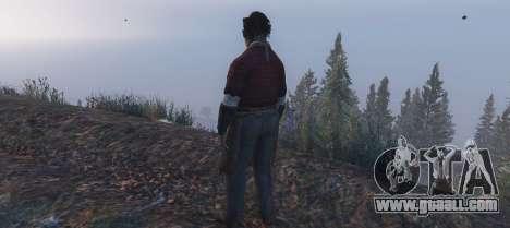 GTA 5 Leatherface third screenshot