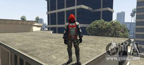 GTA 5 BAK Red Hood