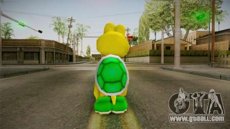 Koopa Troopa for GTA San Andreas third screenshot