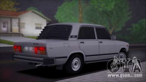 VAZ 2105 Quality for GTA San Andreas left view