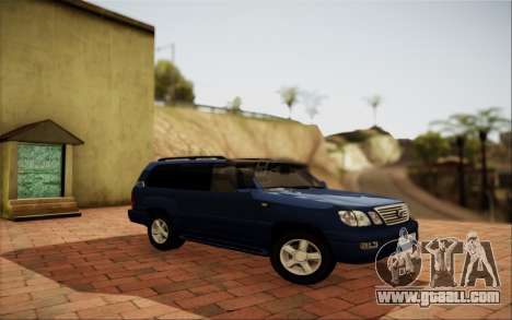 Lexus LX470 for GTA San Andreas