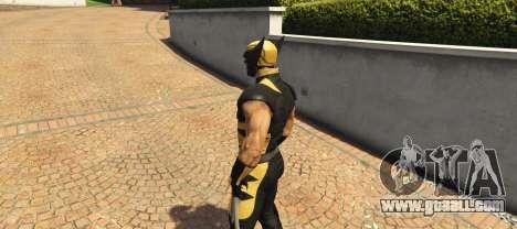 GTA 5 The Wolverine (Hugh Jackman 2013) second screenshot
