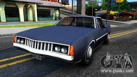 Clover Pickup for GTA San Andreas