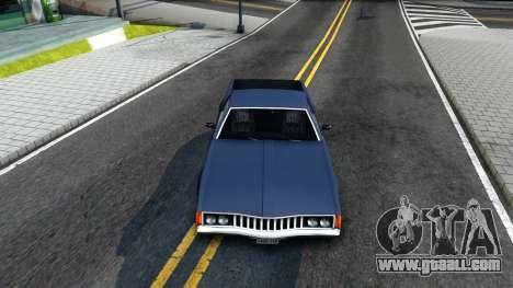 Clover Pickup for GTA San Andreas inner view